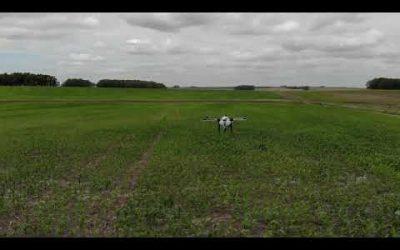 Comenzaron las primeras experiencias con Drones en Uruguay