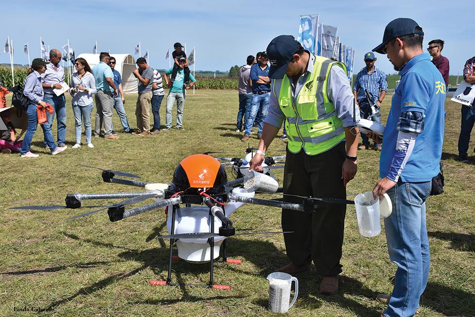 Drones encabezan aplicación de nuevas tecnologías en diversos segmentos